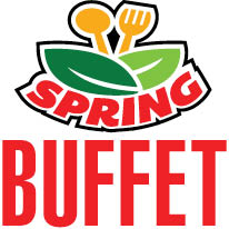 SPRING BUFFET - CATERING