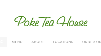 Poke Tea House